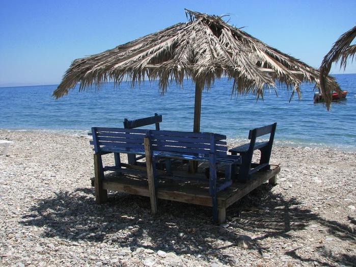 Остров Лесбос - Остров одетый в зелень сосен, оливковых деревьев и дубов. Часть 1 76870