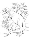 Превью тиранозавр (532x700, 141Kb)