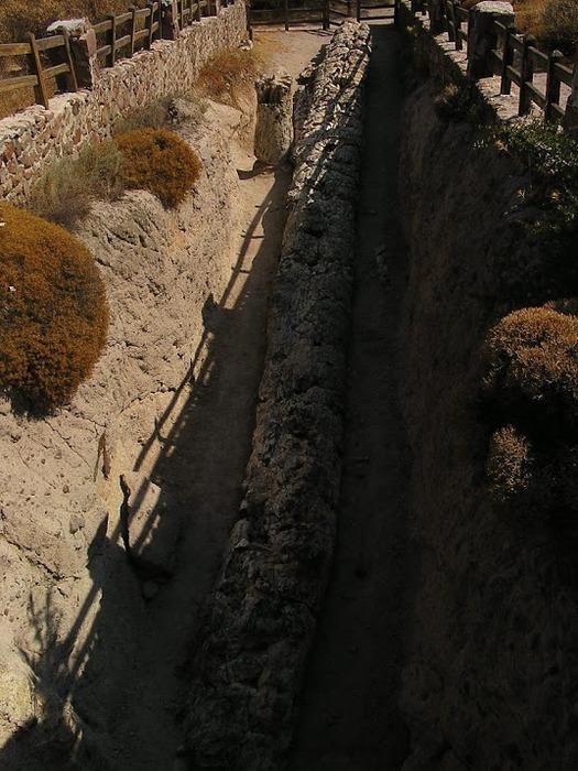 Остров Лесбос - Остров одетый в зелень сосен, оливковых деревьев и дубов. Часть 1 72625