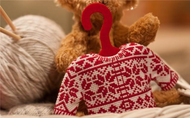 Без одежды с норвежским орнаментом трудно представить хотя бы один зимний гардероб - ведь всем знакомые ромбы и олени...