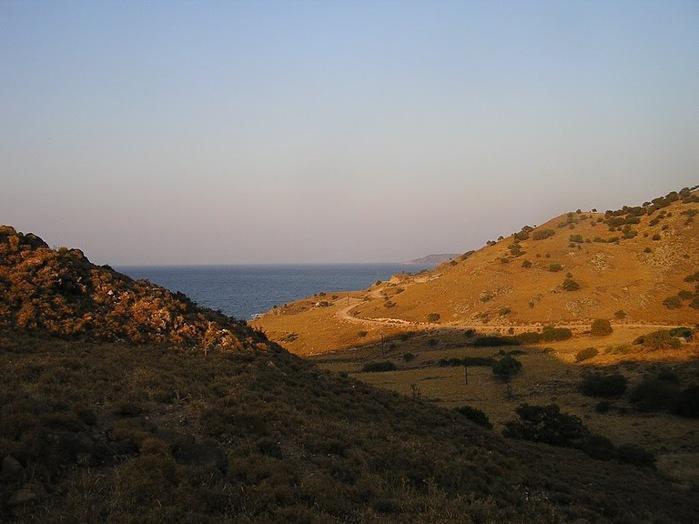 Остров Лесбос - Остров одетый в зелень сосен, оливковых деревьев и дубов. Часть 1 55784