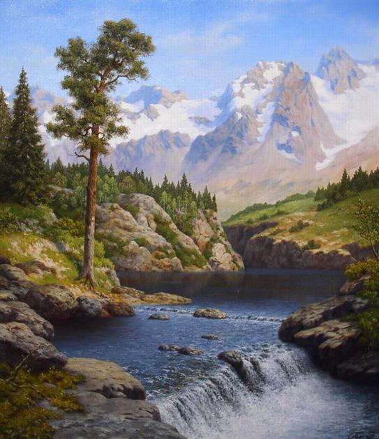 """Часть 2. Часть 3. Часть 4. Летняя красота Евгения Гавлина ( часть 3.  """"Часть 1. Природа - она всегда хороша."""