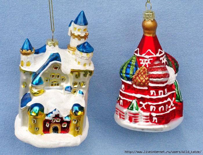 Купить елочные украшения и новогодние игрушки 2015 оптом, пластиковые и стеклянные игрушки на елку оптом