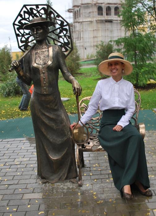 дама с ракеткой самара (504x700, 176Kb)