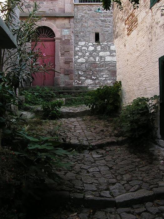 Остров Лесбос - Остров одетый в зелень сосен, оливковых деревьев и дубов. Часть 1 20128