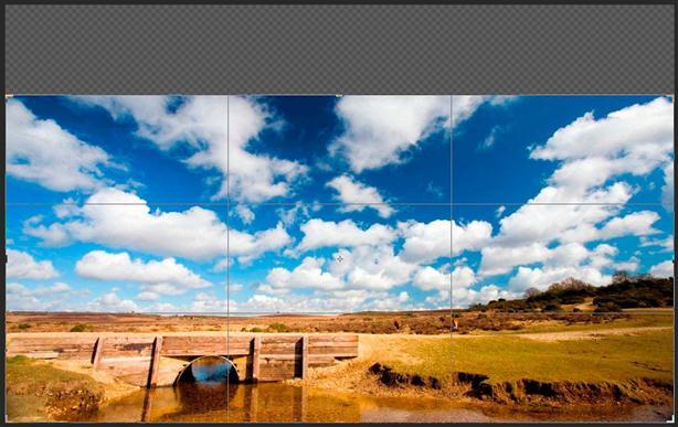 Уроки Photoshop. Изменяем пропорции снимка, не допуская искажений