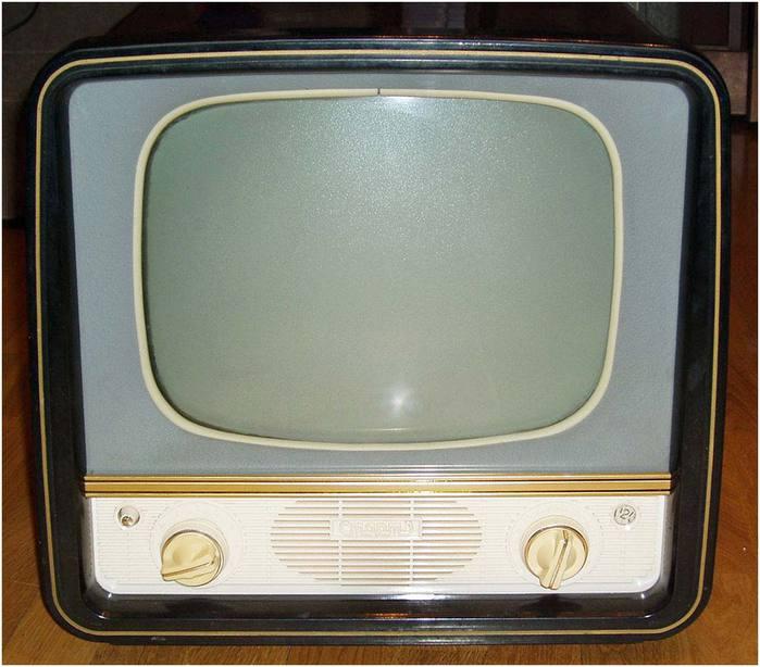 Сетевой настольный телевизор
