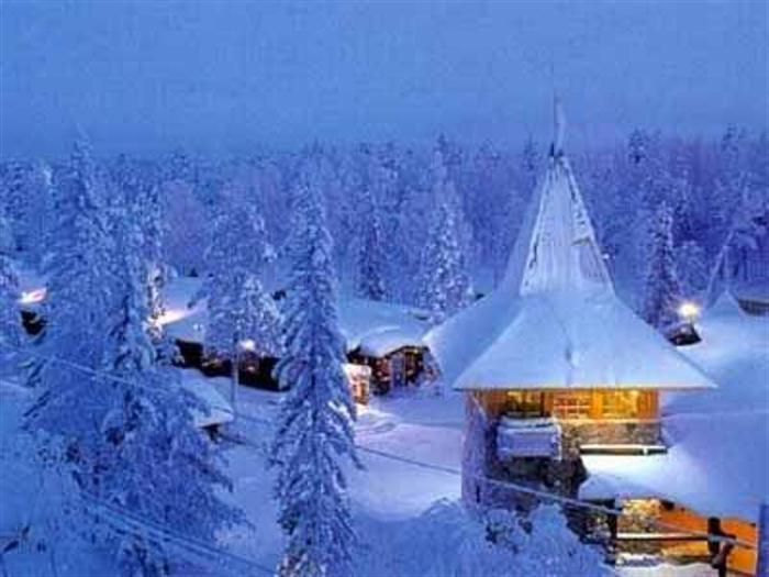 Финляндия: новогодние праздники в Хельсинки - Финляндия - TURIZM.RU