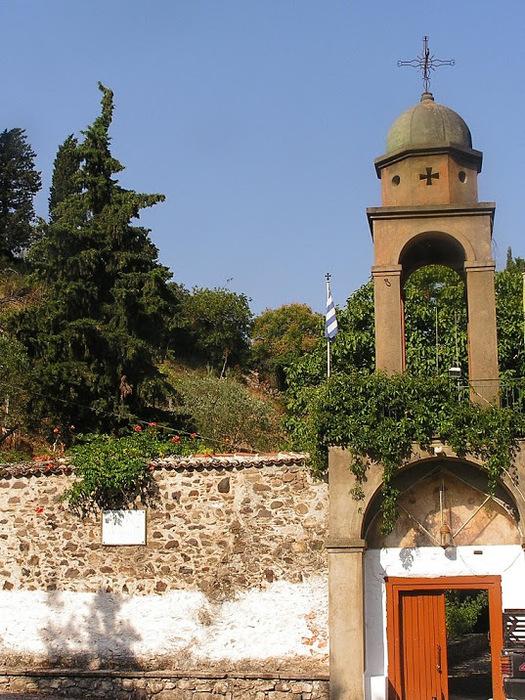 Остров Лесбос - Остров одетый в зелень сосен, оливковых деревьев и дубов. Часть 2 84367