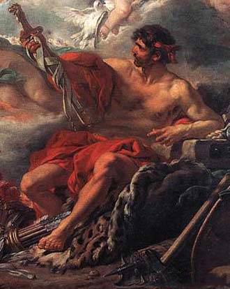 Предпросмотр - Схема вышивки Боги Древней Греции.  Гера.