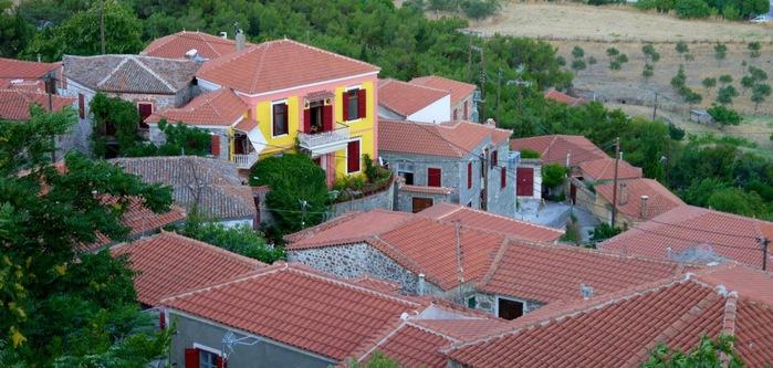 Остров Лесбос - Остров одетый в зелень сосен, оливковых деревьев и дубов. Часть 2 75810
