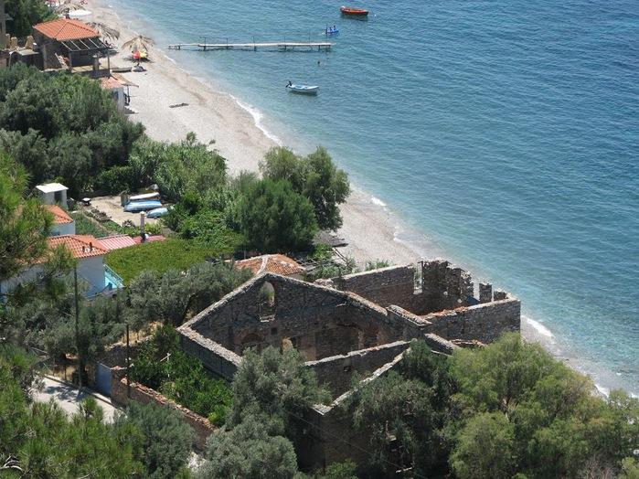 Остров Лесбос - Остров одетый в зелень сосен, оливковых деревьев и дубов. Часть 2 22941