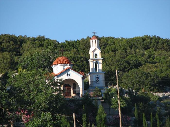 Остров Лесбос - Остров одетый в зелень сосен, оливковых деревьев и дубов. Часть 2 27357