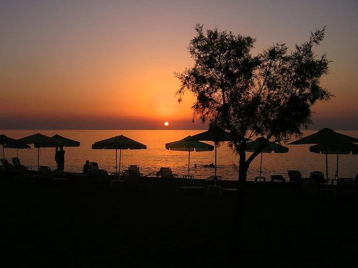 Остров Лесбос - Остров одетый в зелень сосен, оливковых деревьев и дубов. Часть 2 43582