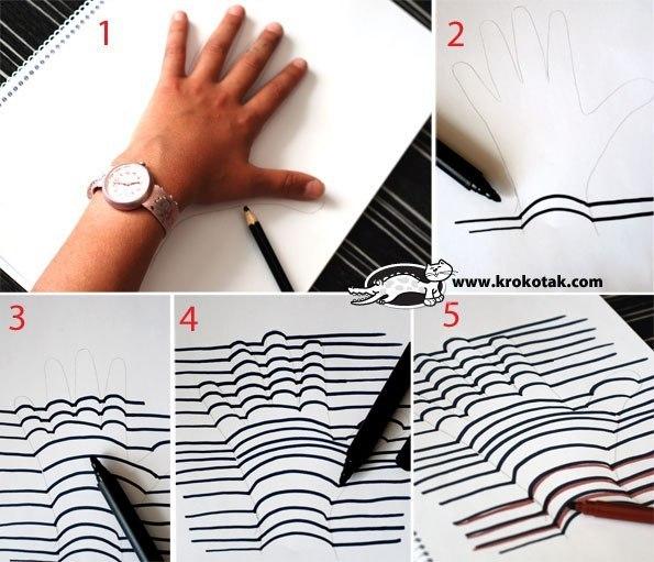 Как можно сделать рисунок