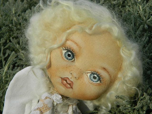 Как рисовать глазки куклам авторские
