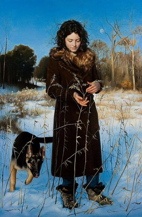 Katherine Stone -Winter Weed (459x700, 316Kb)
