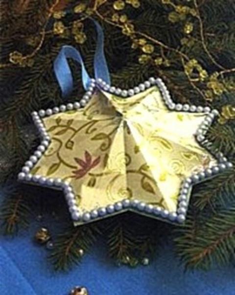 Поделки своими руками рождественская звезда