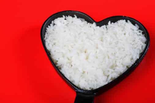 очищение организма рисом для похудения в домашних