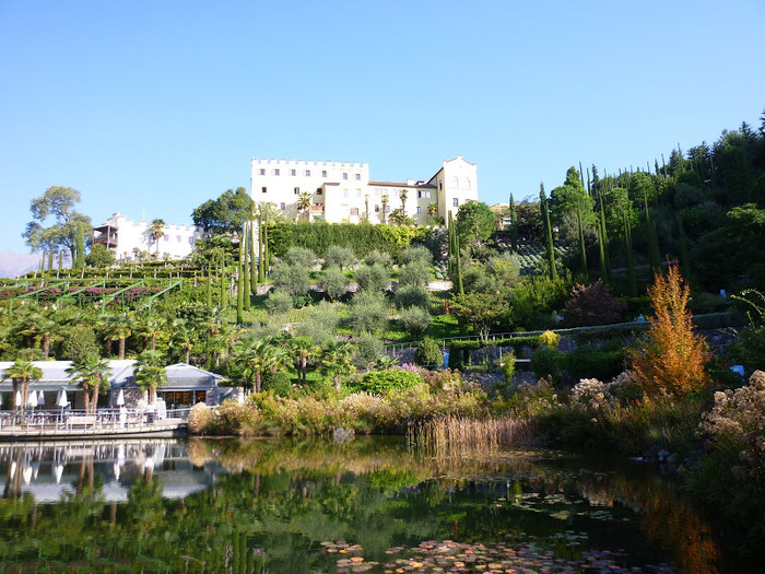 Сады замка Траутмансдорф 97914