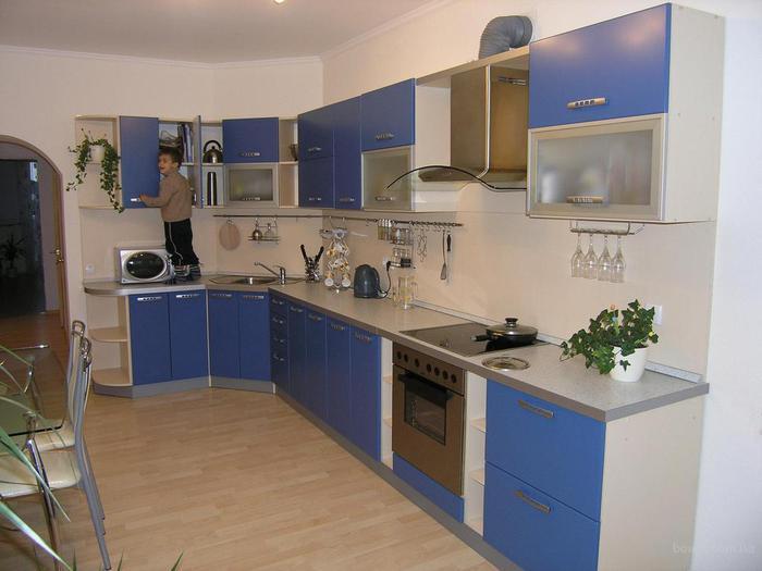Дизайн кухни угловой 10 кв м