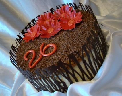 Вафельный торт с орехами и медом фото 8