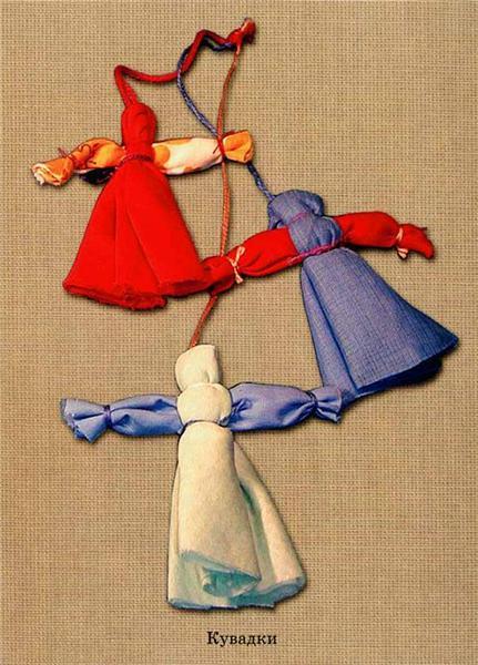 Топиарий для кукол