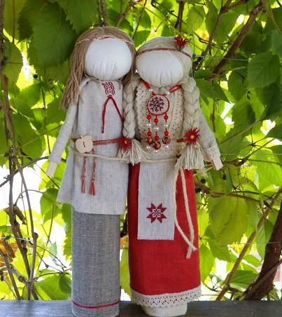 девочки обереги для деток и семьи своими руками - Babyblog.ru