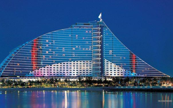 Джумейра-Бич отель, Дубаи, ОАЭ (604x377, 56Kb)