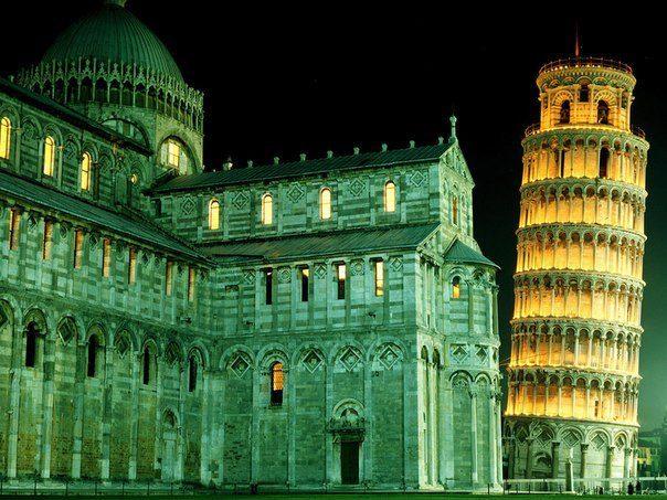Пиза, Италия (604x453, 75Kb)