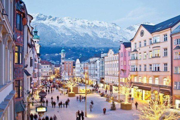 Рождественский Инсбрук, Австрия (604x402, 64Kb)