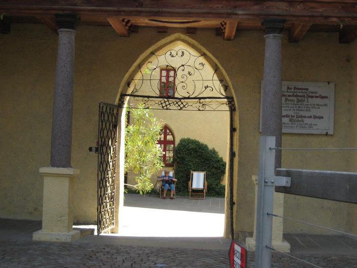 Сады замка Траутмансдорф 86628