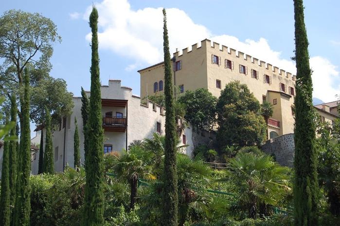 Сады замка Траутмансдорф 29698