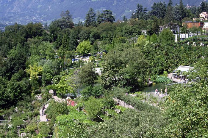 Сады замка Траутмансдорф 24004