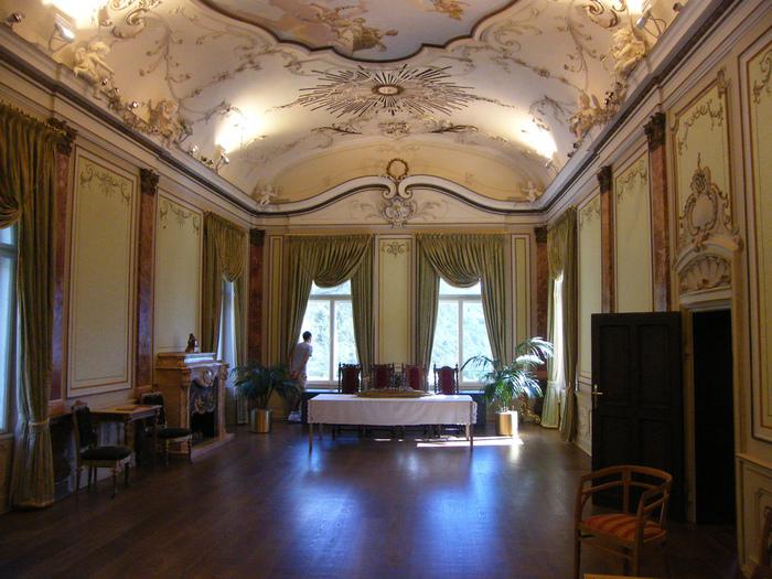Сады замка Траутмансдорф 88616