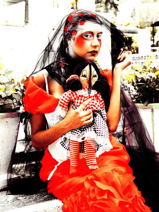 модные фото ведьмы Daniel Bracci 1 (525x700, 191Kb)