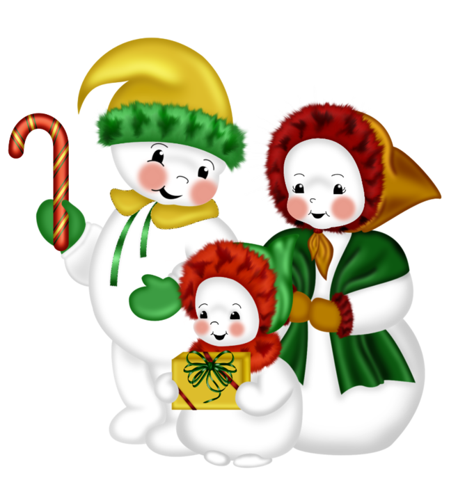 PPS_Snow Family (658x700, 283Kb)