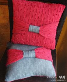 Подушки из свитеров (17) (220x269, 17Kb)