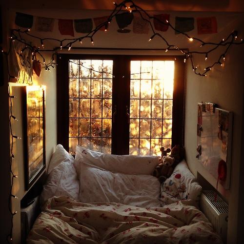 Сон комната маленькая
