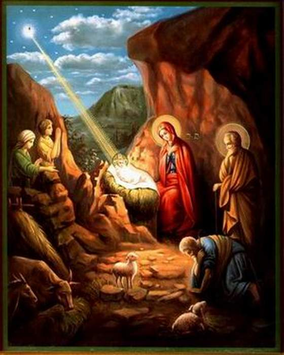 с Рождеством Христовым! (560x700, 46Kb)