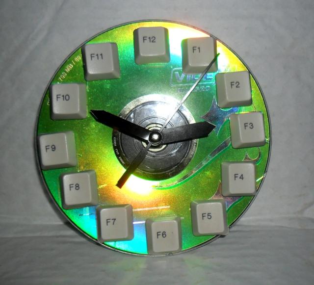 Своими руками компьютерных дисков