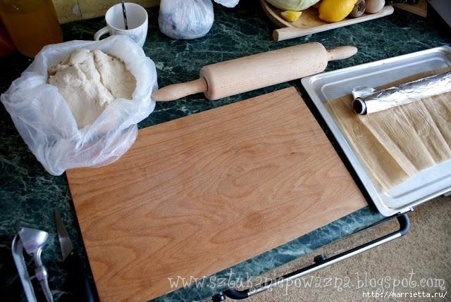 sztuka niepoważna masasolna kurs krok po kroku wielkanoc jak zrobic anioła aniołka DIY tutorial ozdoby na wielkanoc jak zrobić masę solną rękodzieło polskie salt dough.jpg (41) (640x429, 215Kb)