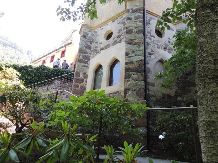 Сады замка Траутмансдорф 28120