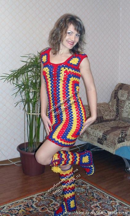 Платье квадрат выкройка 10