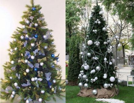 25 фото-идей как украсить елку на Новый Год