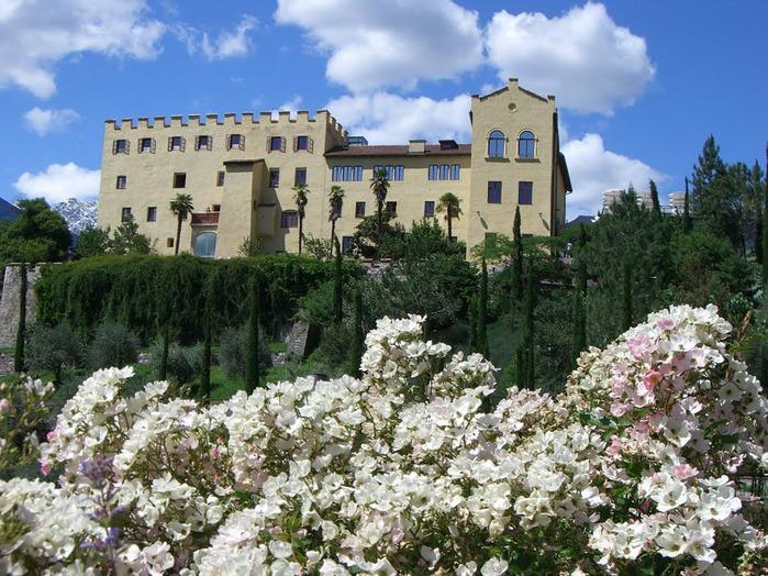 Сады замка Траутмансдорф 22865