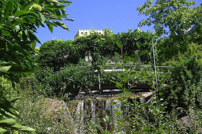 Сады замка Траутмансдорф 90715