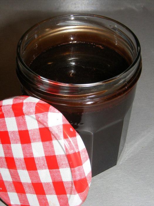 домашний шоколадный сироп (525x700, 91Kb)