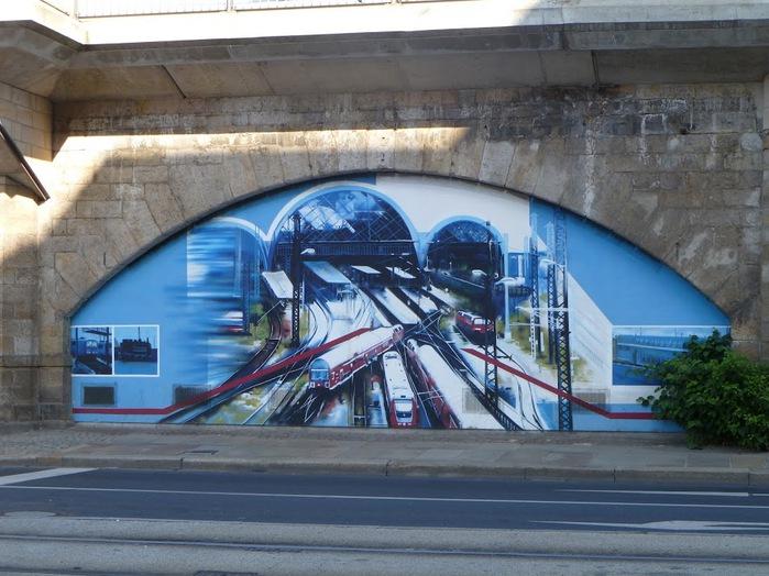 Граффити города Дрезден- часть 1. 17265
