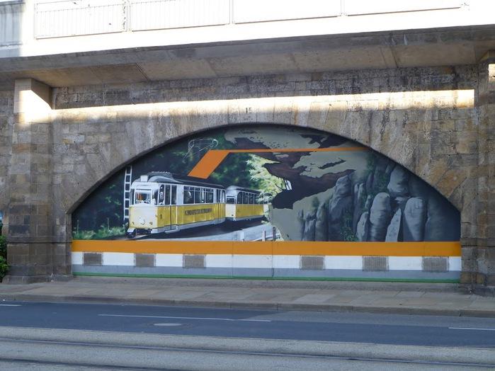 Граффити города Дрезден- часть 1. 57689